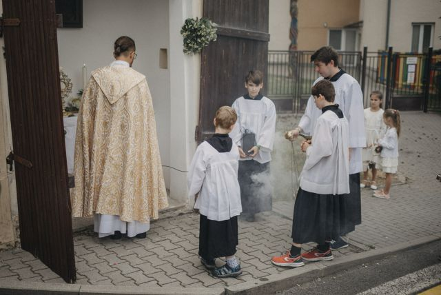 Eucharistický průvod 2019